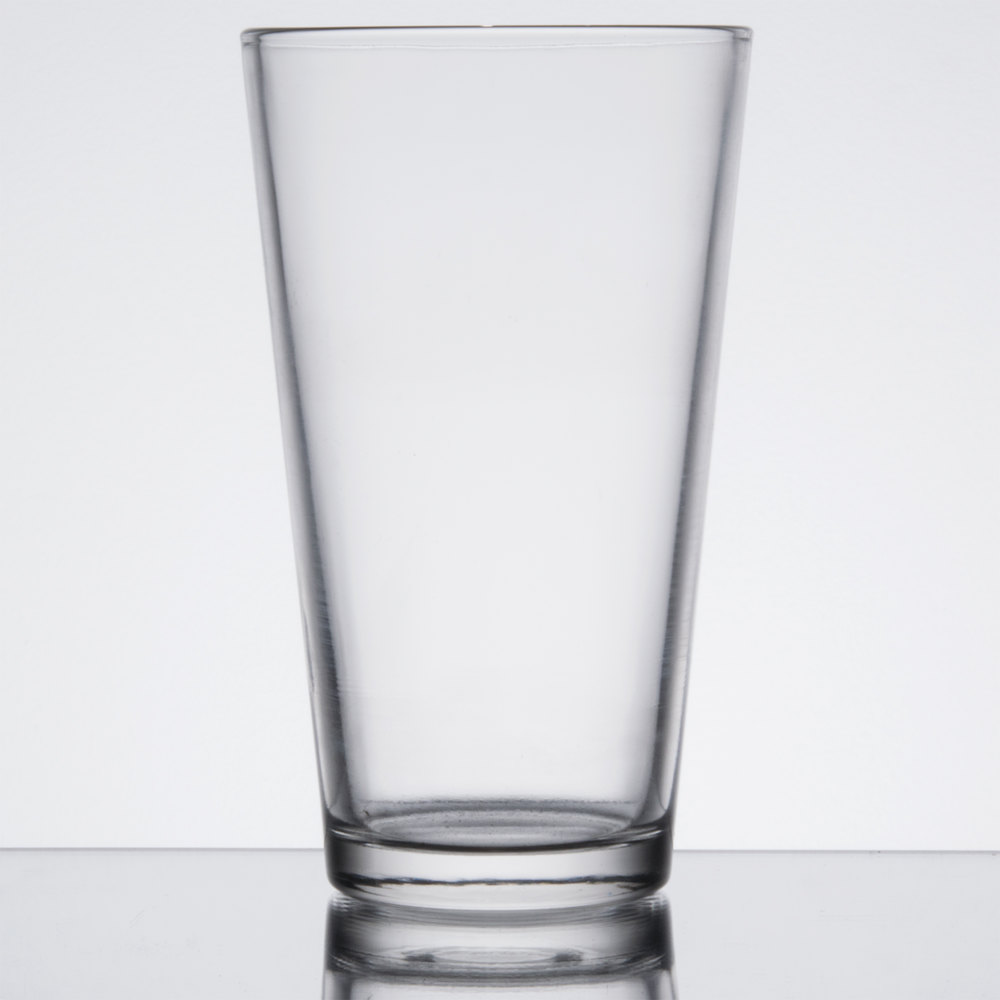 Pint Glass   16 oz. Pint Beer Glasses For Sale (24 / Case)