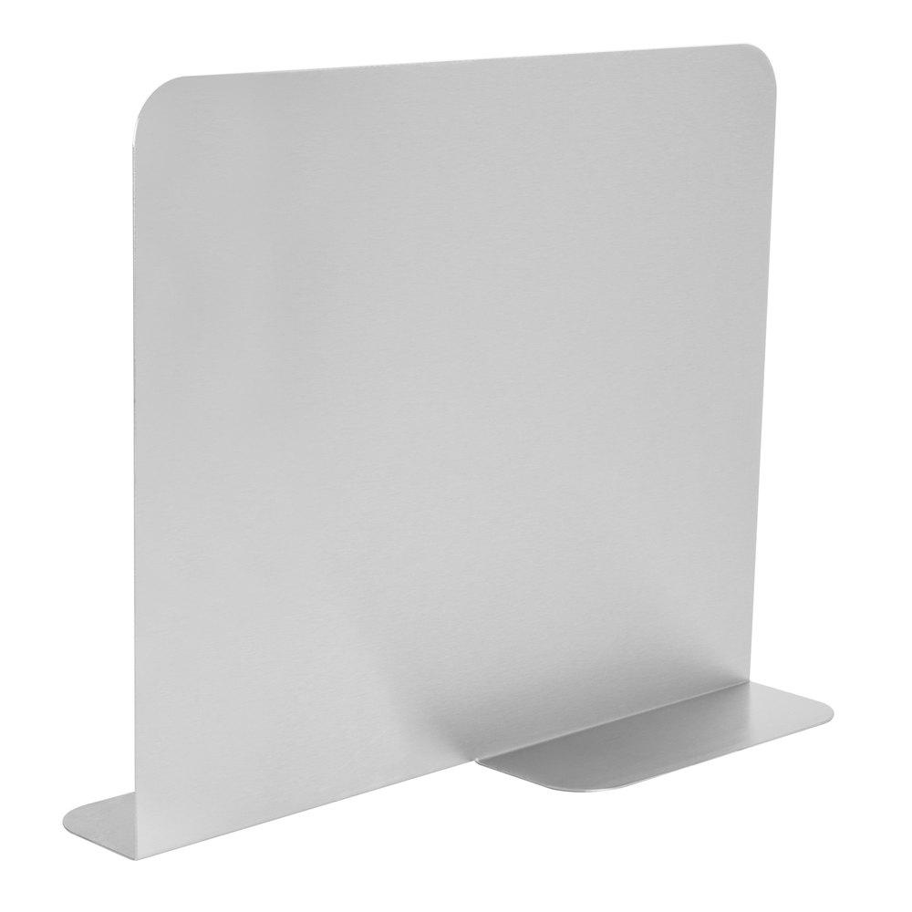 Regency 12 inch Stainless Steel Ice Bin Partition