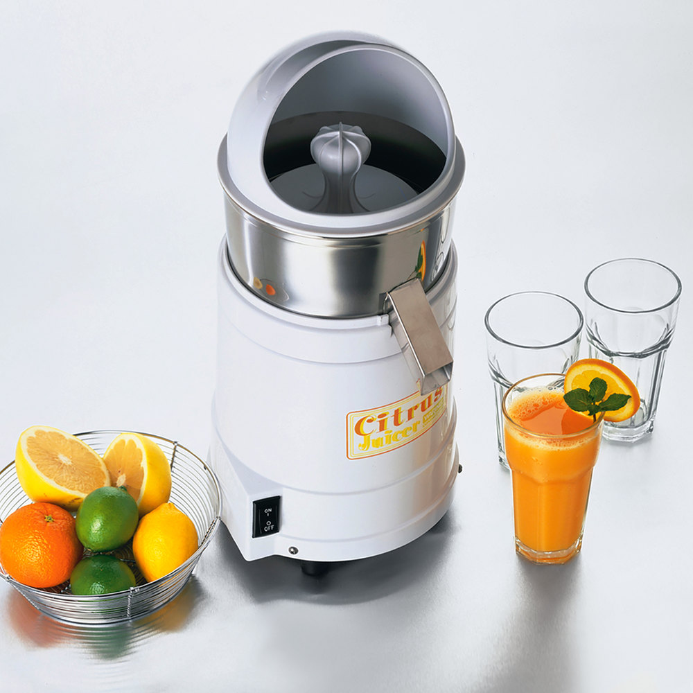 Commercial Grapefruit Juicer ~ Waring jc heavy duty rpm citrus juicer
