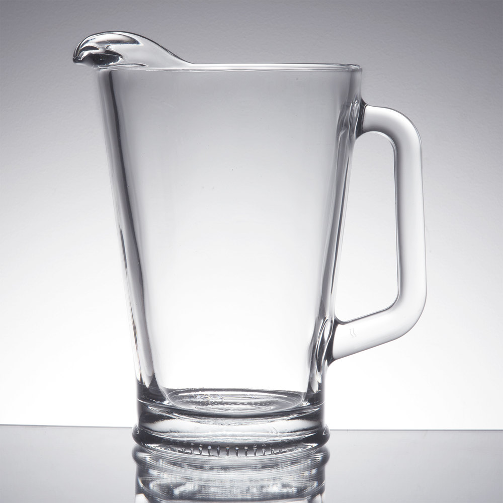 Borosilicate 60 oz Glass Pitcher with Lid by Dore We New York – Includes 20 Recipe e-Book – High Heat Resistant Glass Pitcher For Hot & Cold Drinks – Stove-Top Safe – Stainless Steel Lid & Strainer. by Dore We New York. $ $ 21 98 Prime. FREE Shipping on eligible orders.
