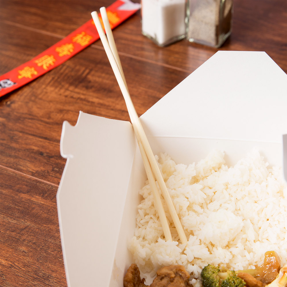Bamboo Chopsticks - 1000/Case