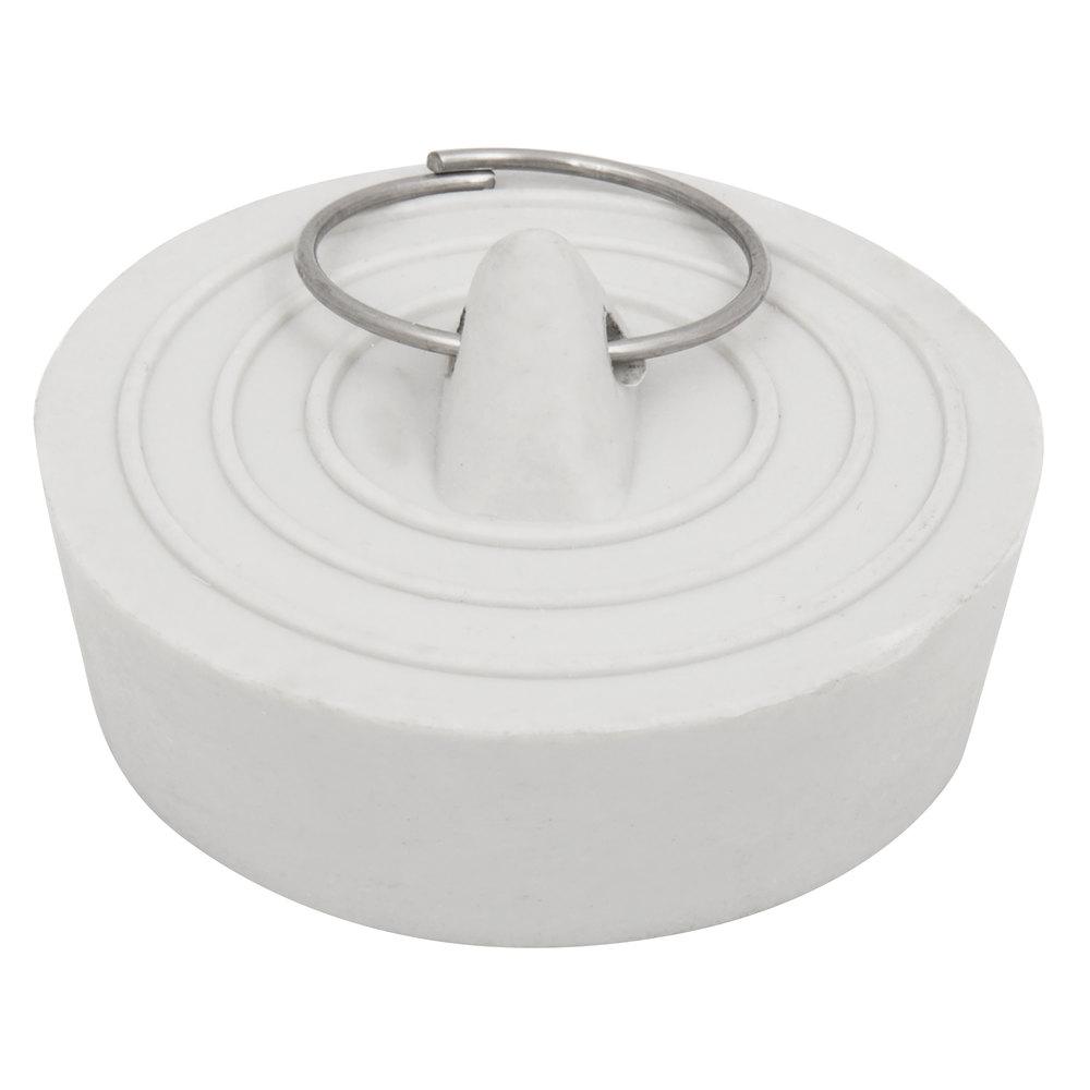 Regency 1 1/2 inch Rubber Sink Stopper