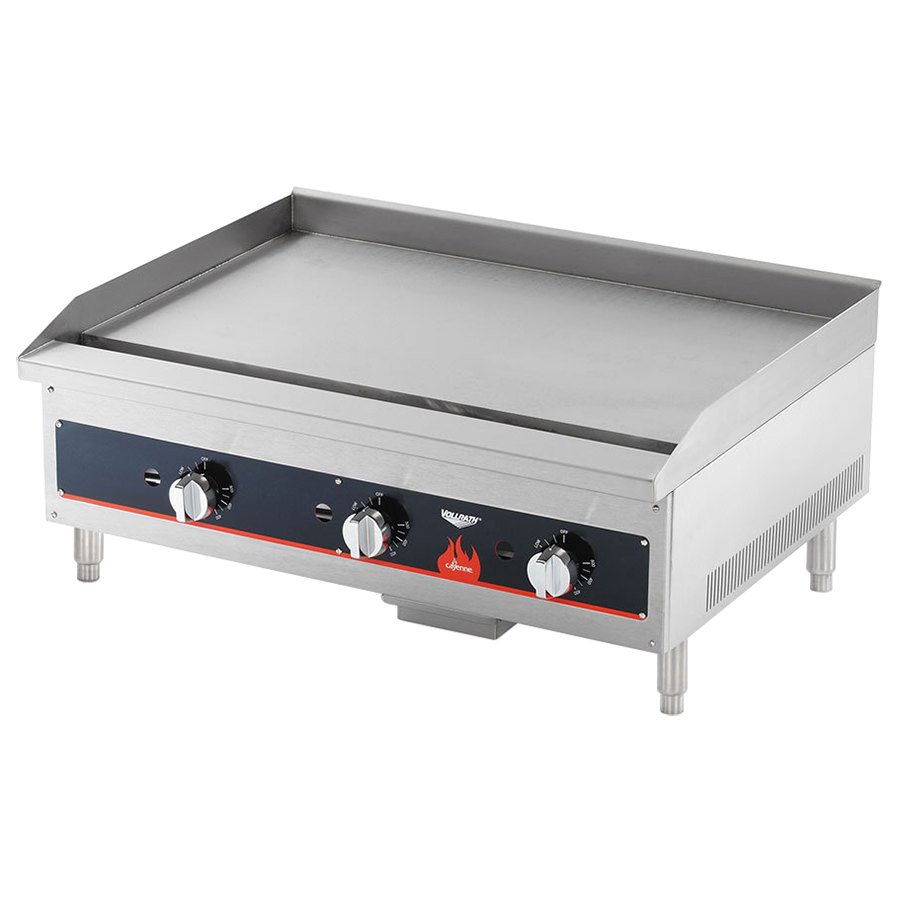 Countertop Griddle : ... Cayenne 36