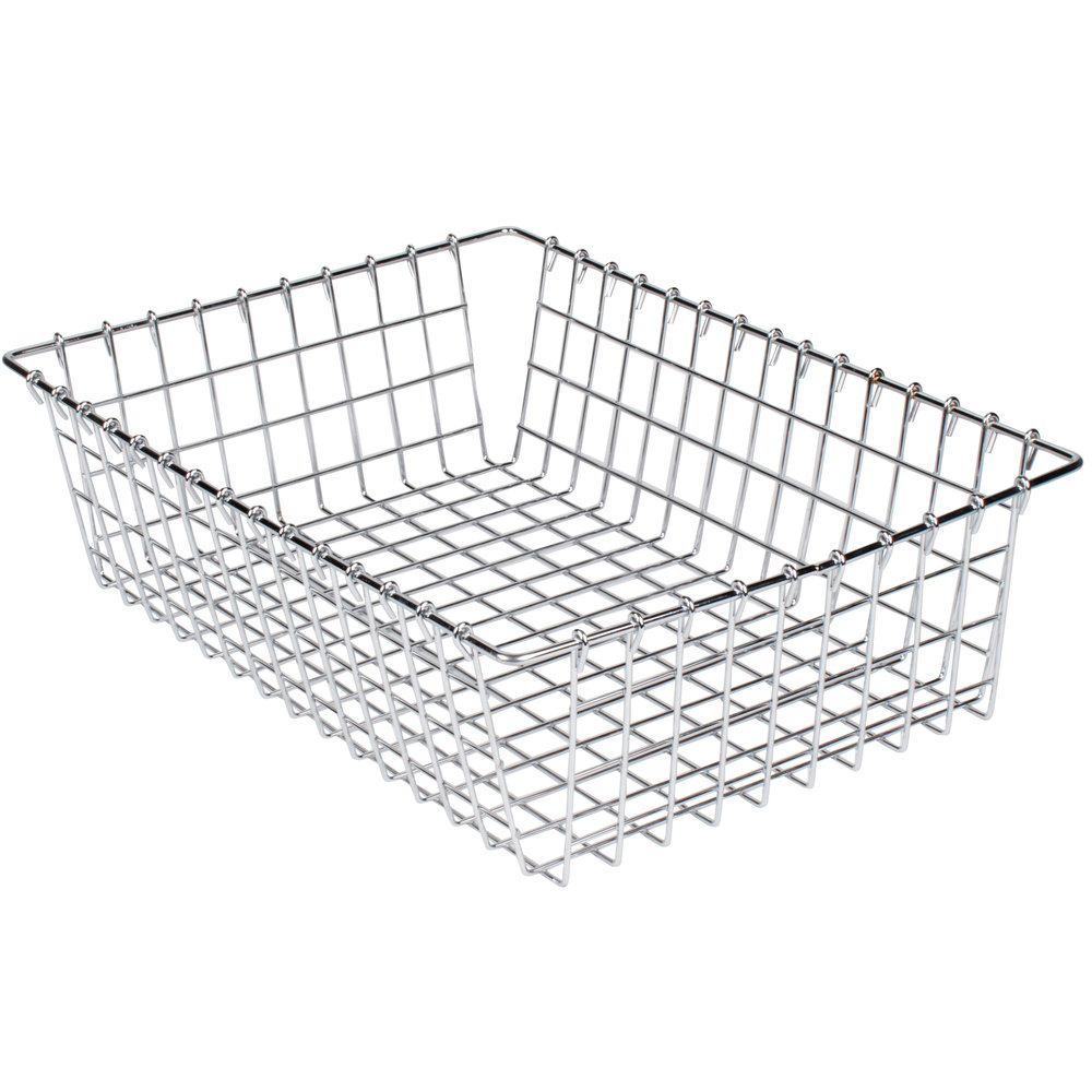 choice level top wire bagel basket