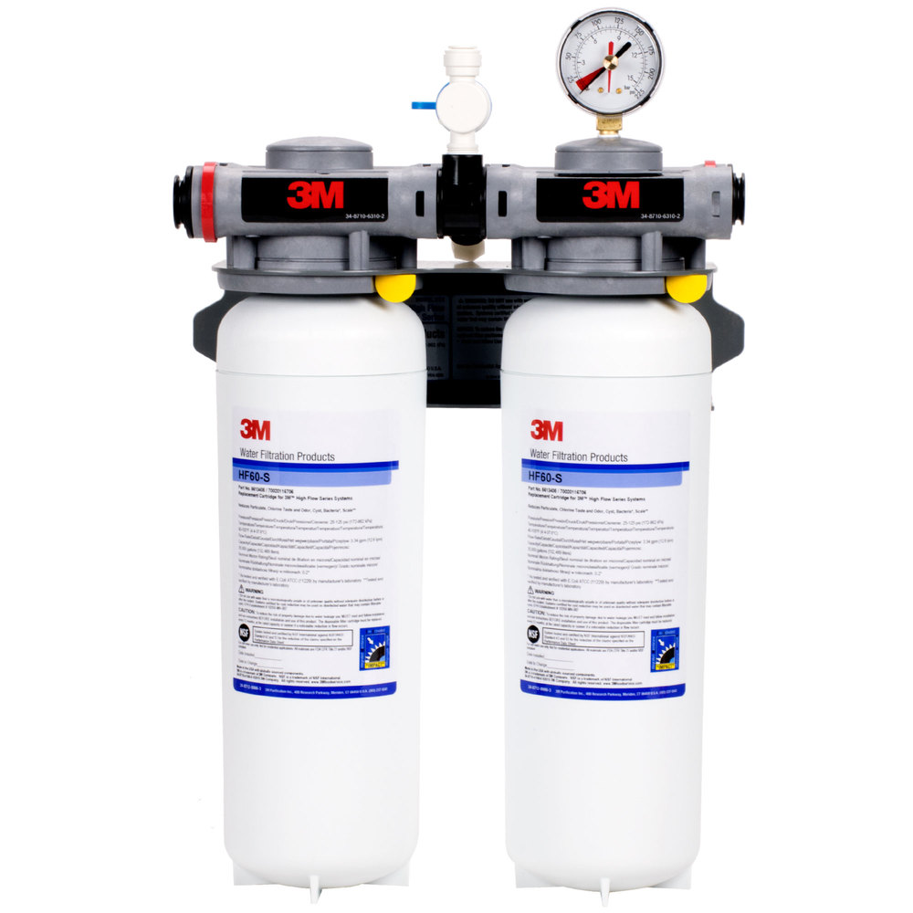 machine water filtration systems