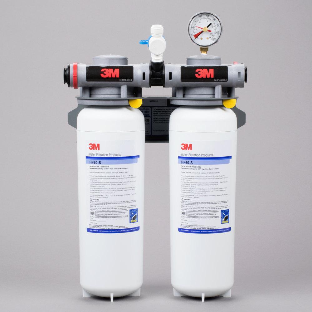 3m Cuno Ice260s Dual Cartridge Ice Machine Water