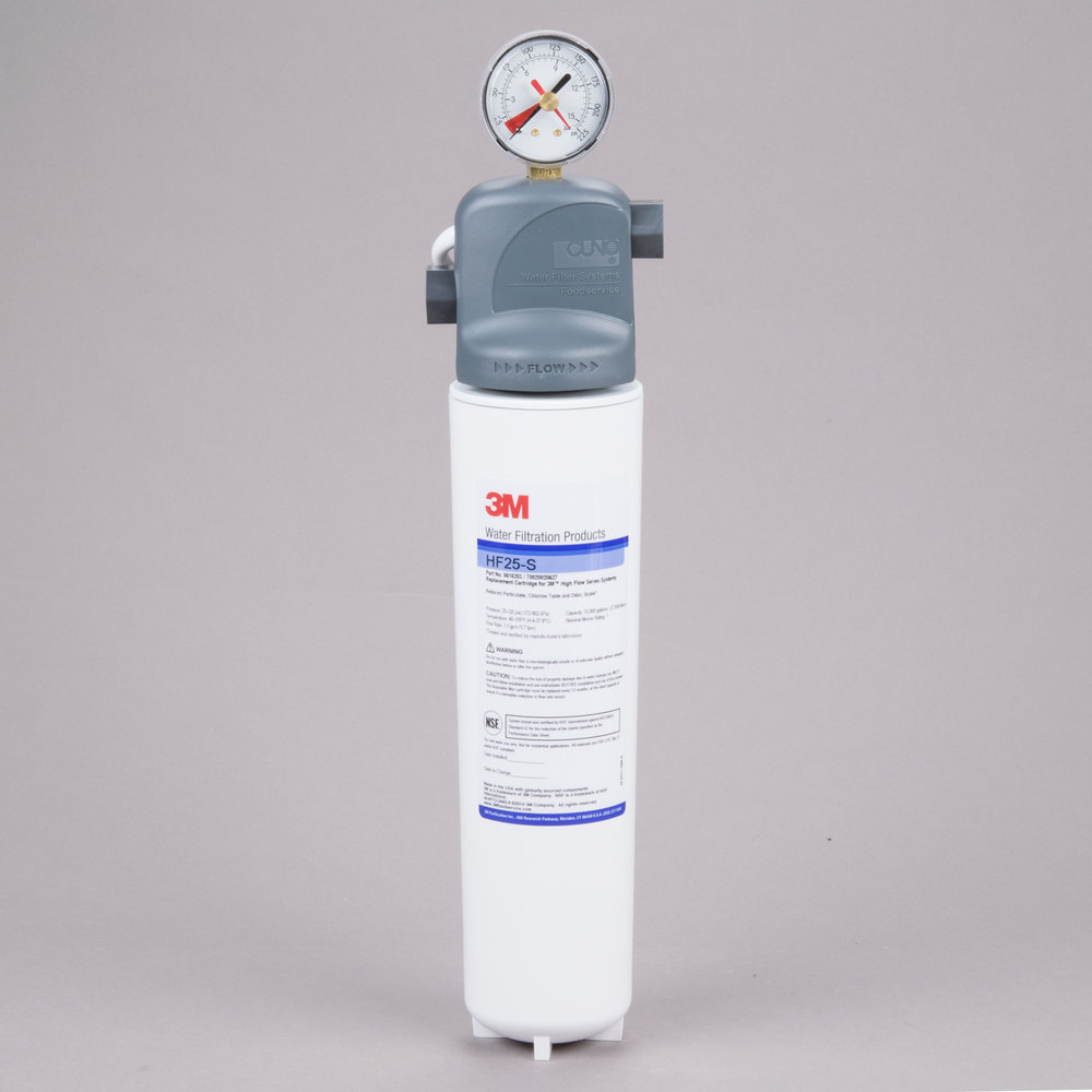 3m machine water filters