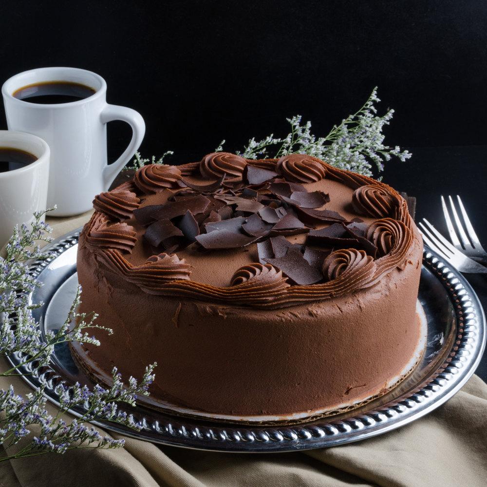 "Pellman 9"" Triple Chocolate Cake"