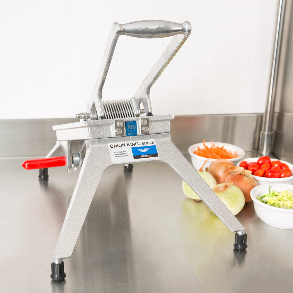 "Vollrath 500N Redco Onion King 3/16"" Onion Slicer - 13 Blades"