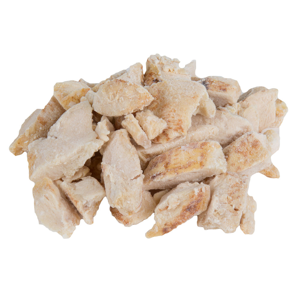 National Steak & Poultry 10 Lb. Fully Cooked Chicken