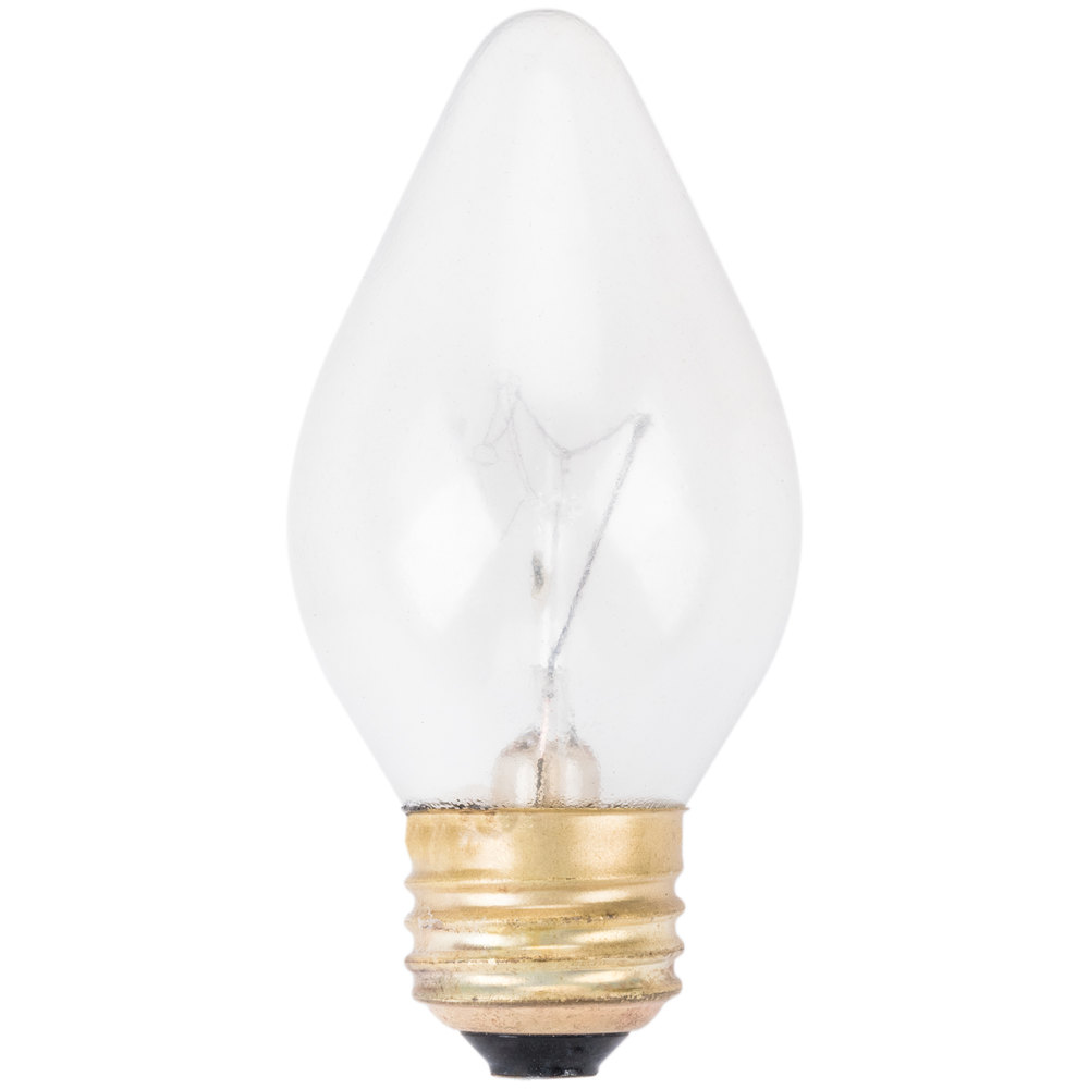 Hatco Equivalent 60 Watt Shatterproof Light Bulb 120v 4 X 2