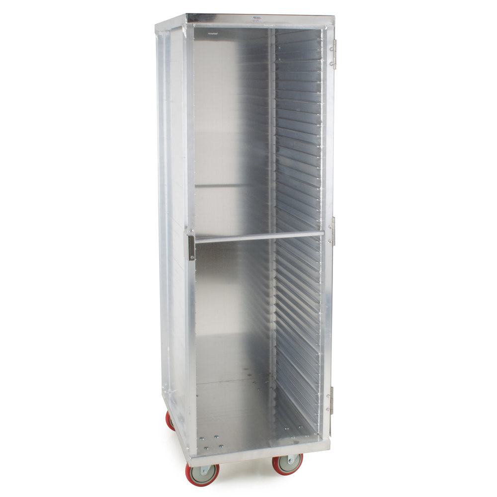 Win Holt Ec1840 C 40 Pan Enclosed Bun Pan Rack