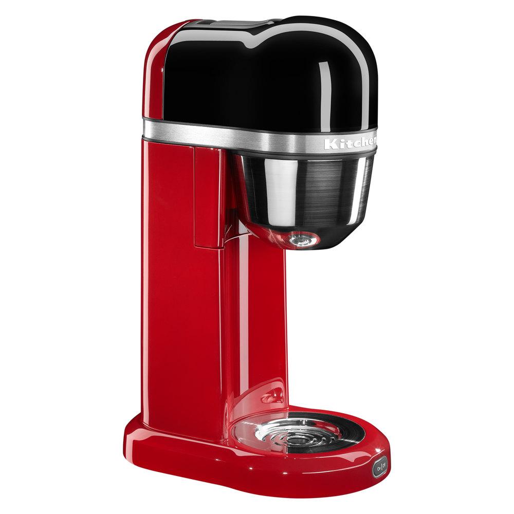 Kitchenaid Kcm0402er Empire Red Single Serve Coffee Maker
