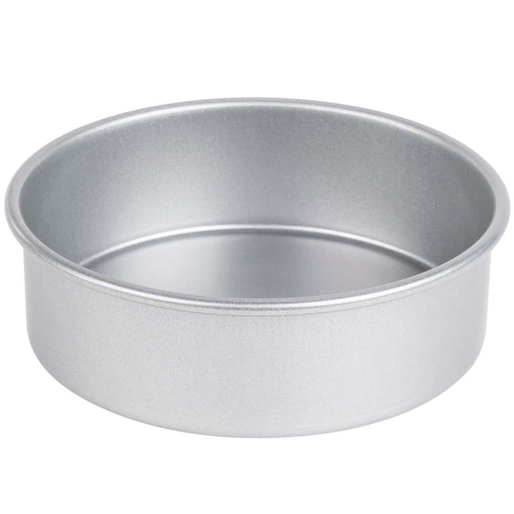 6 Quot X 2 Quot Round Cake Pan Coated