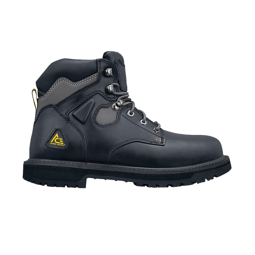 fffed056882e ACE 76745 Providence Men s Black Water-Resistant Steel Toe Non ...