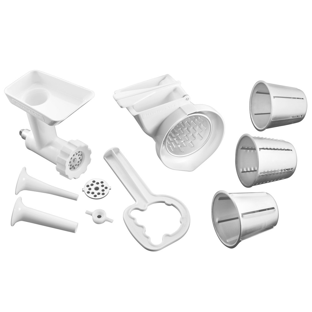 Kitchen Aid Attachments: KitchenAid KGSSA Attachment Pack For Stand Mixers