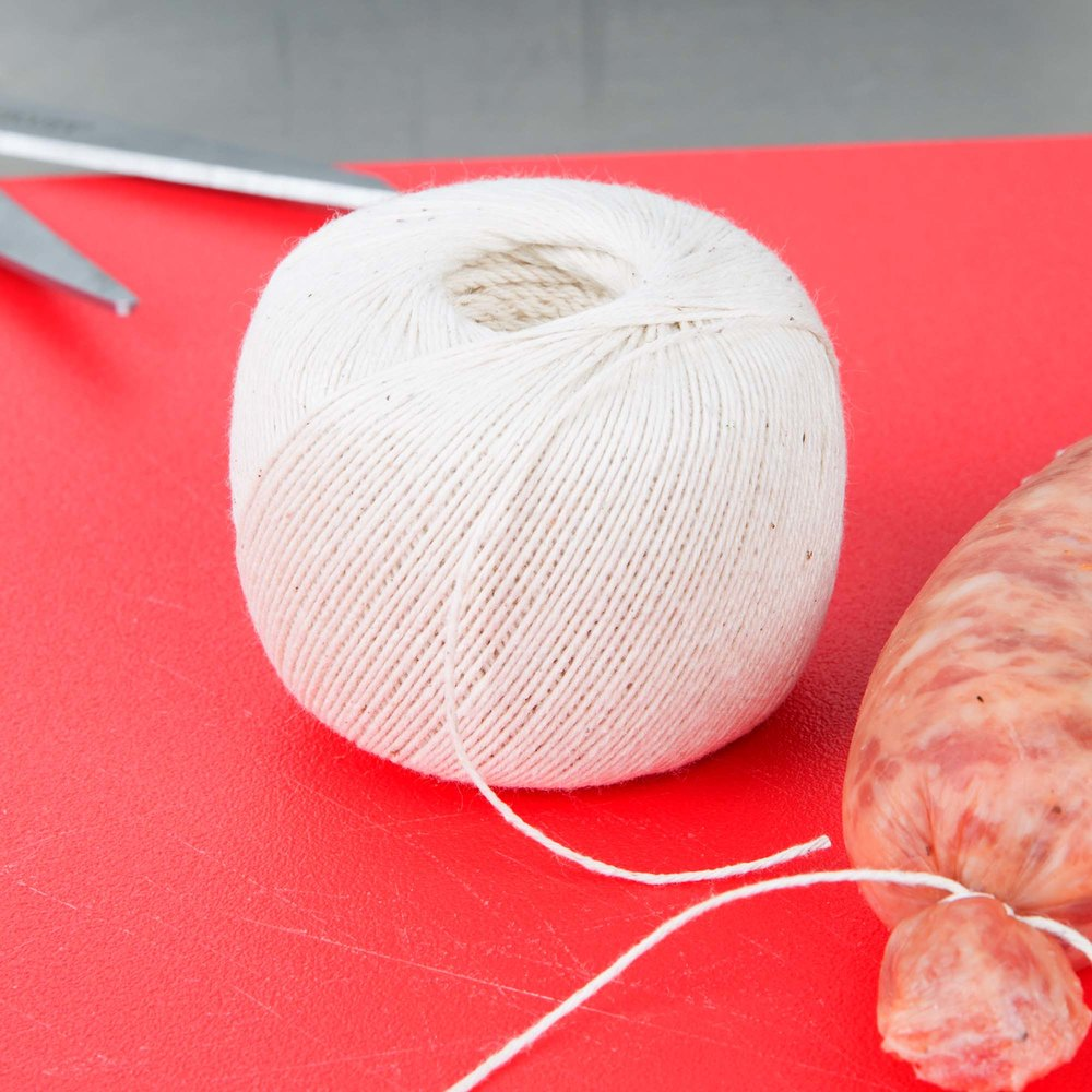 4-Ply Butcher Sausage Twine - Small Ball 30 / Case