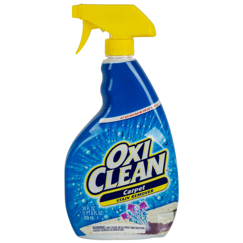 Oxiclean Carpet Stain Remover Spray 24 Oz