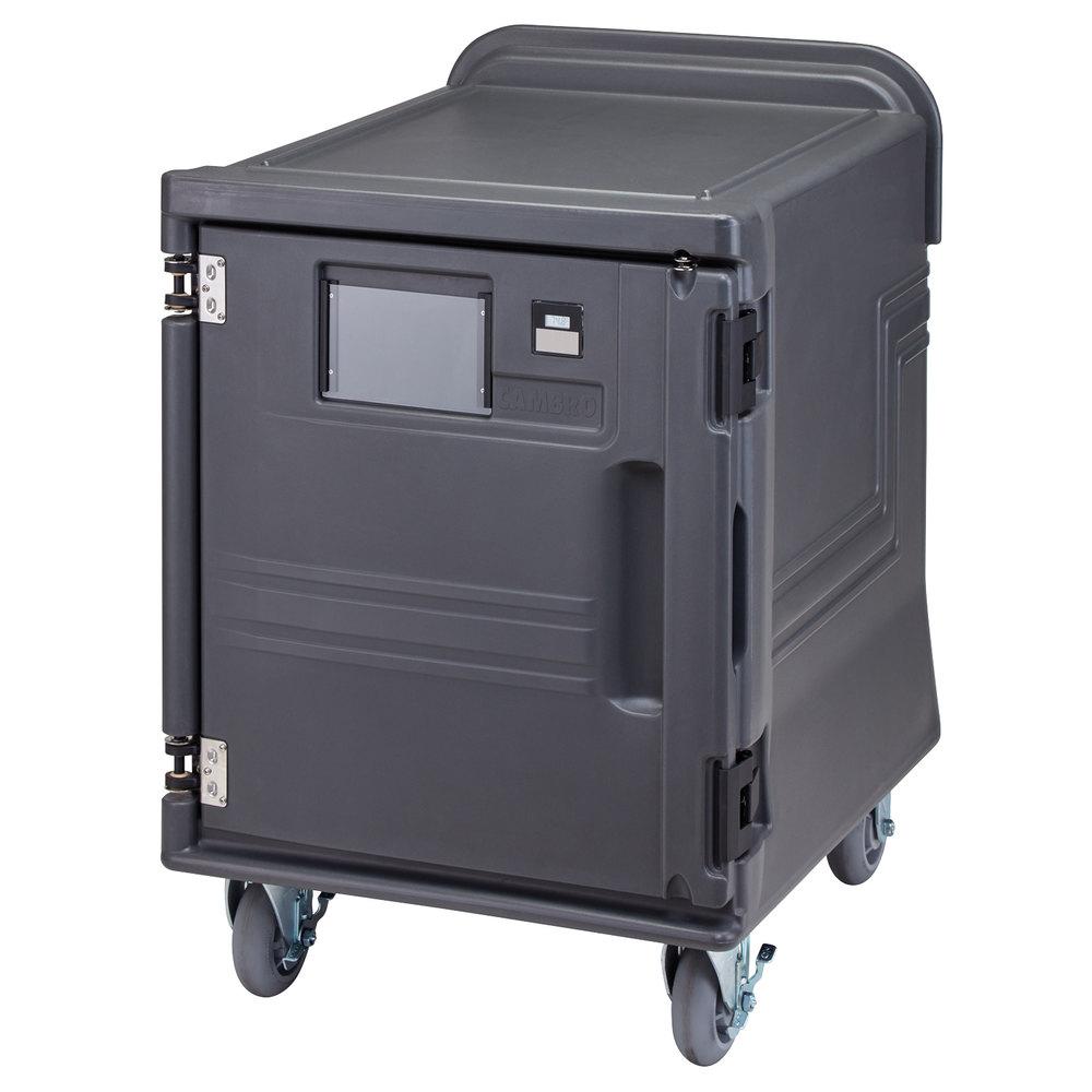 Cambro Pculh615 Low Pro Cart Ultra 174 Charcoal Gray