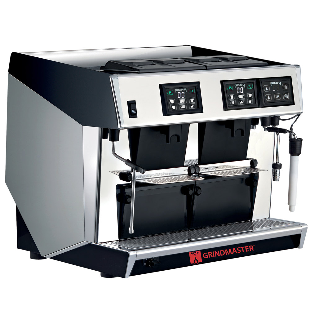 Grindmaster 1011-008 Pony Series Four Pod Super Automatic Espresso Machine  - 230V