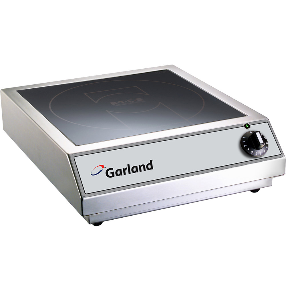 garland gi sh ba 3500 countertop induction range 240v 3 5 kw. Black Bedroom Furniture Sets. Home Design Ideas