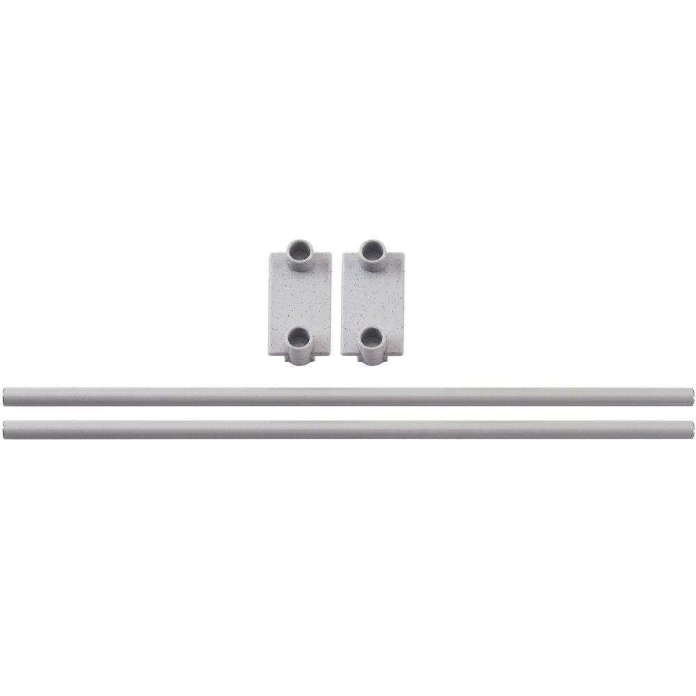 cambro cpfe24480 end shelf rail for 24 wide cambro. Black Bedroom Furniture Sets. Home Design Ideas