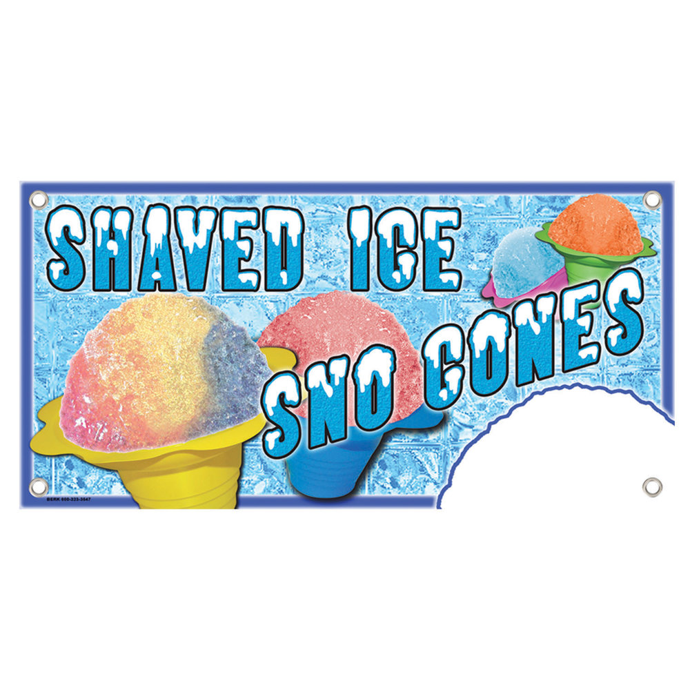 Shaved ice sign, nude sailboat milfs