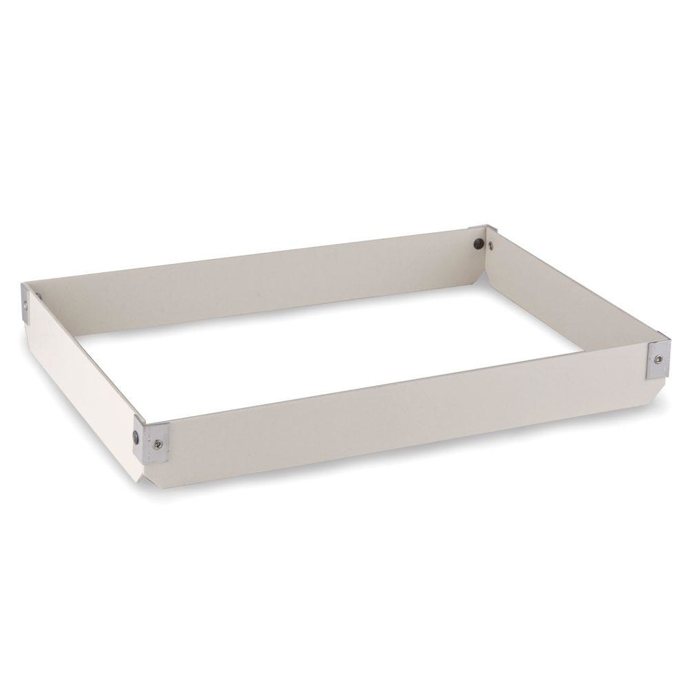 Mfg Tray 176119 1537 Half Size Pan Extender For 13 Quot X 18
