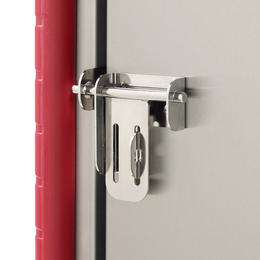 Metro C5T-TRVL Travel Latch and Hasp for T Series Holding Cabinets