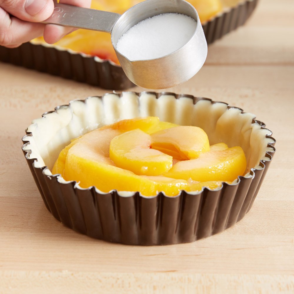 how to use tart pan with removable bottom