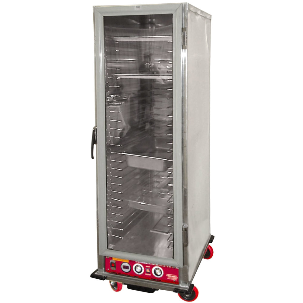 Winholt NHPL-1825-UN Non-Insulated Holding / Proofing Cabinet with ...