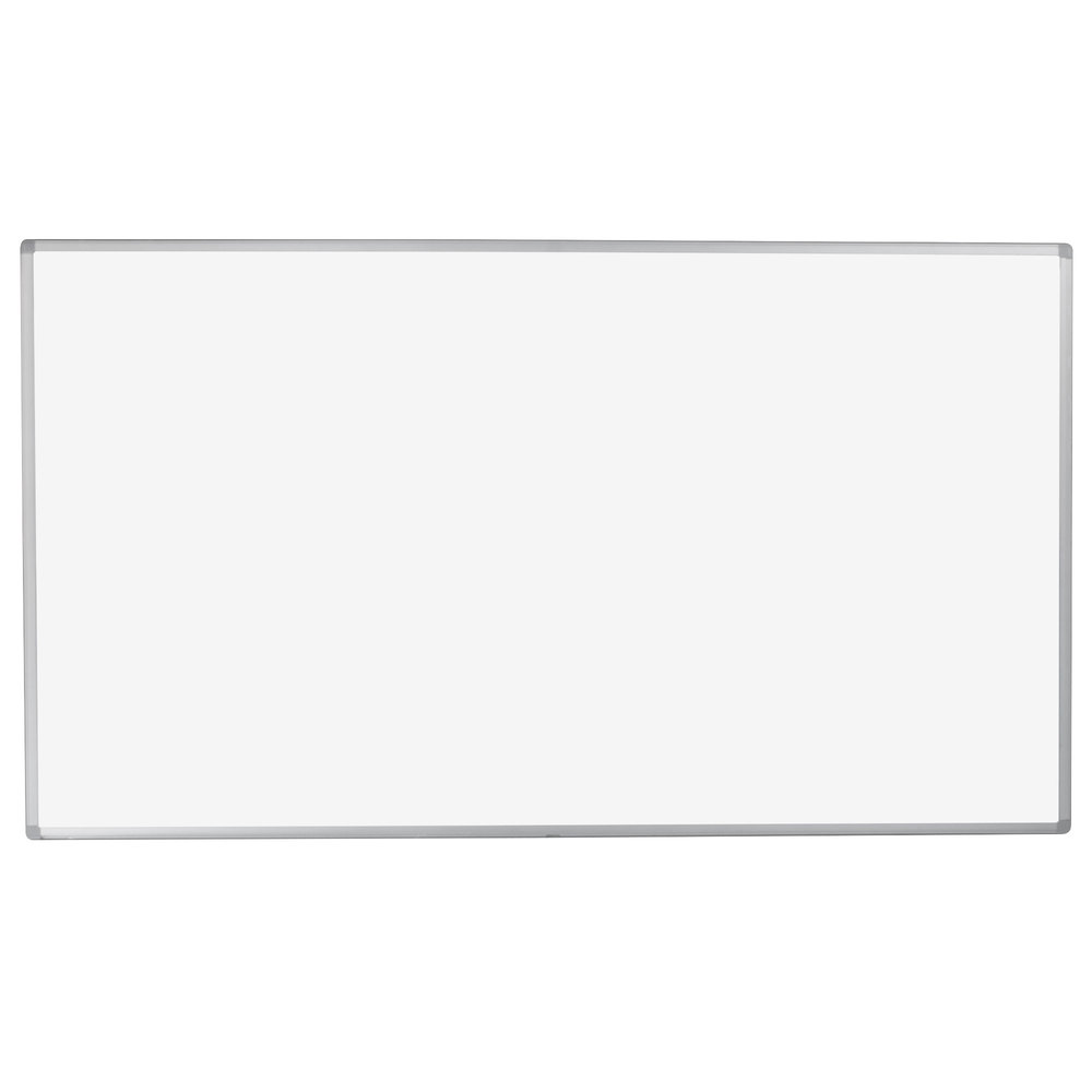 "Luxor / H. Wilson 74-4000W 72"" x 40"" Replacement Double-Sided Whiteboard"