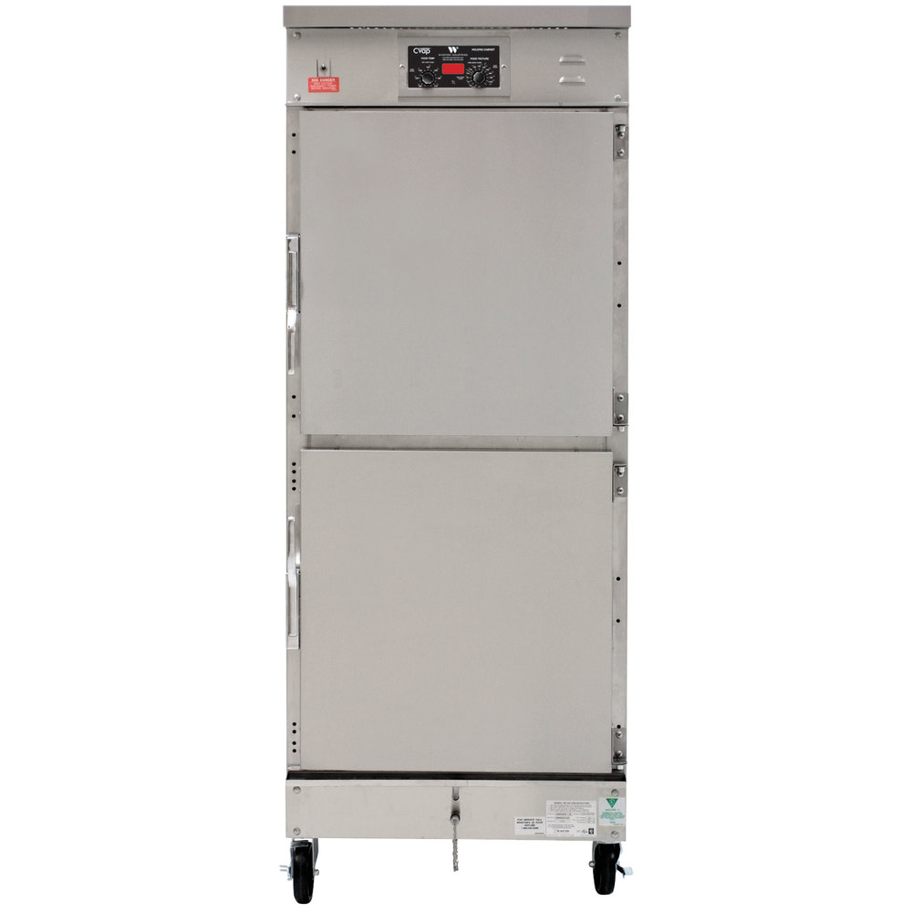 Winston Industries HA4522 CVAP Holding / Proofing Cabinet with Fan - 22 Cu. Ft.