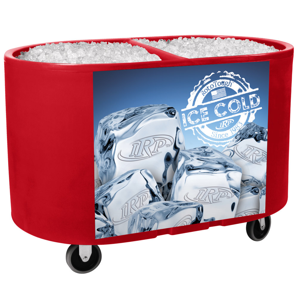 Ice Bin Cooler For Commercial Kitchen