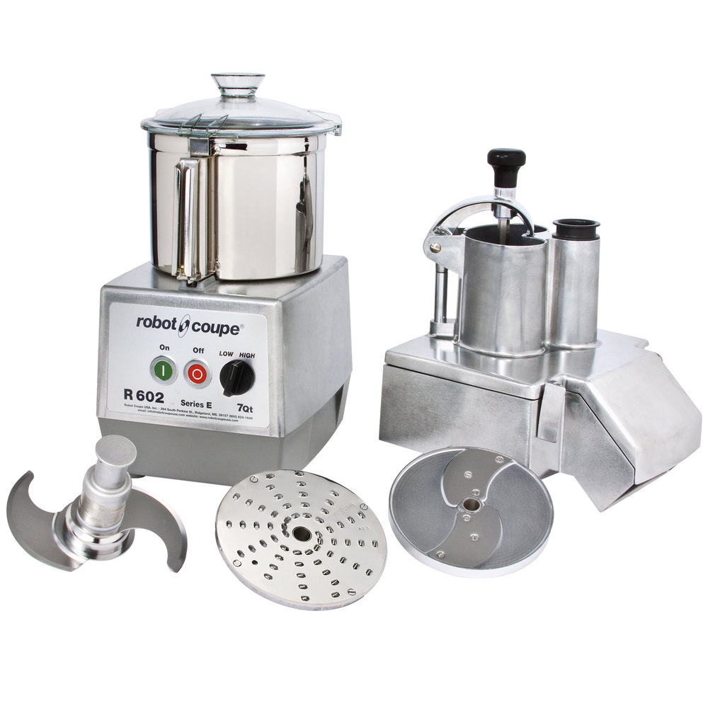 Robot Coupe Food Processor Blades