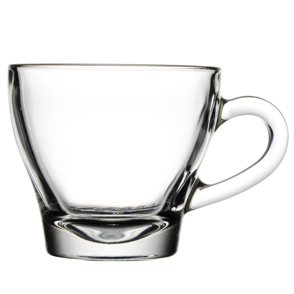 libbey   oz cappuccino cup  case -