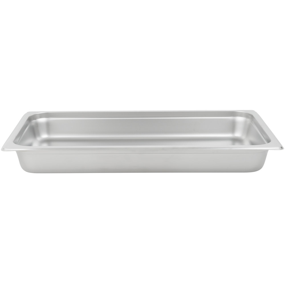 Choice Full Size Standard Weight Anti Jam Stainless Steel