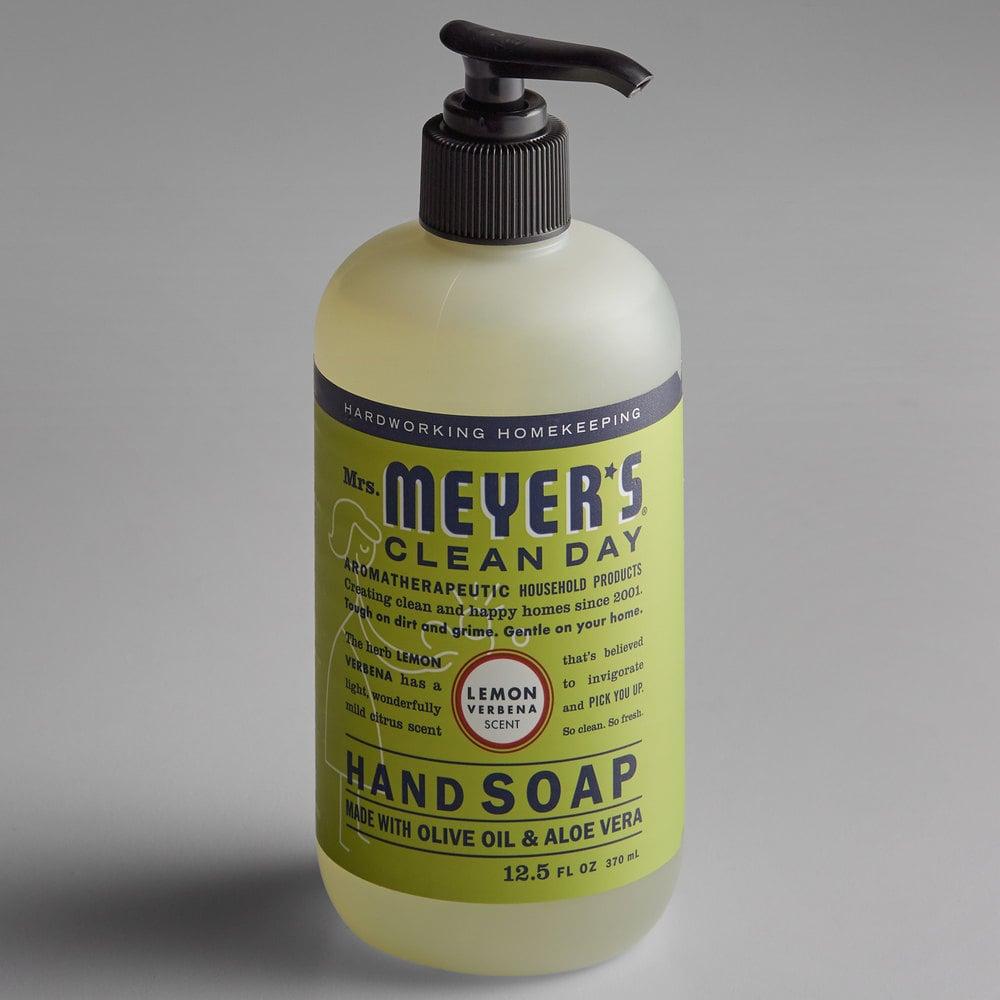 Mrs. Meyer's Clean Day 651321 12.5 oz. Lemon Verbena ...