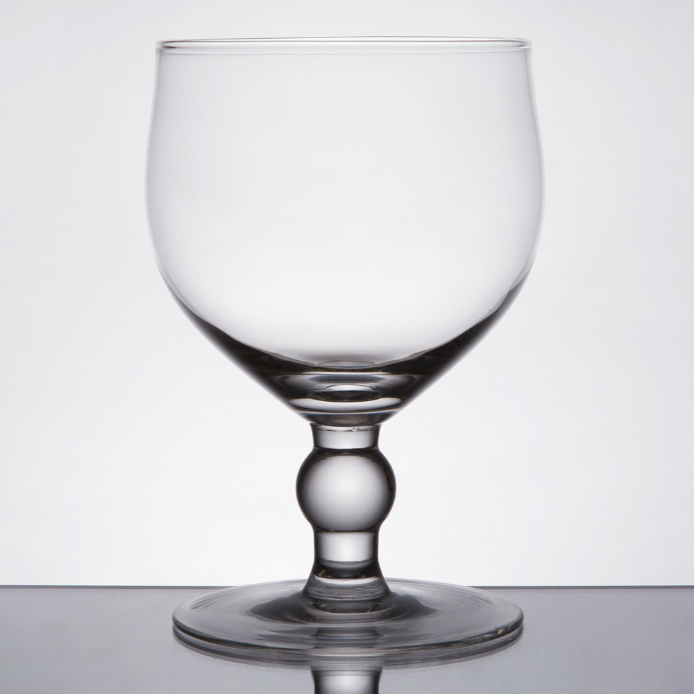 Anchor Hocking 3959rtx Hoffman House 16 Oz Glass Goblet