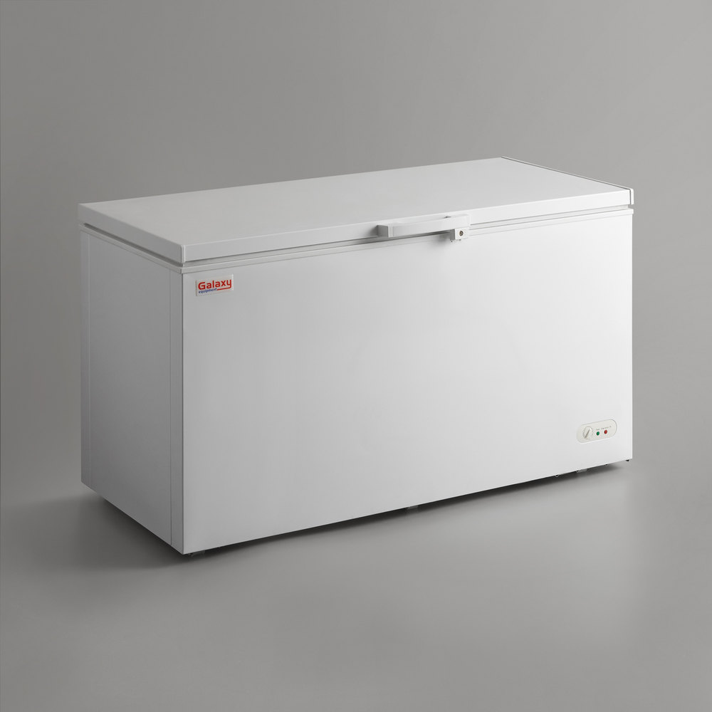 Galaxy Cf16hc Commercial Chest Freezer 15 9 Cu Ft