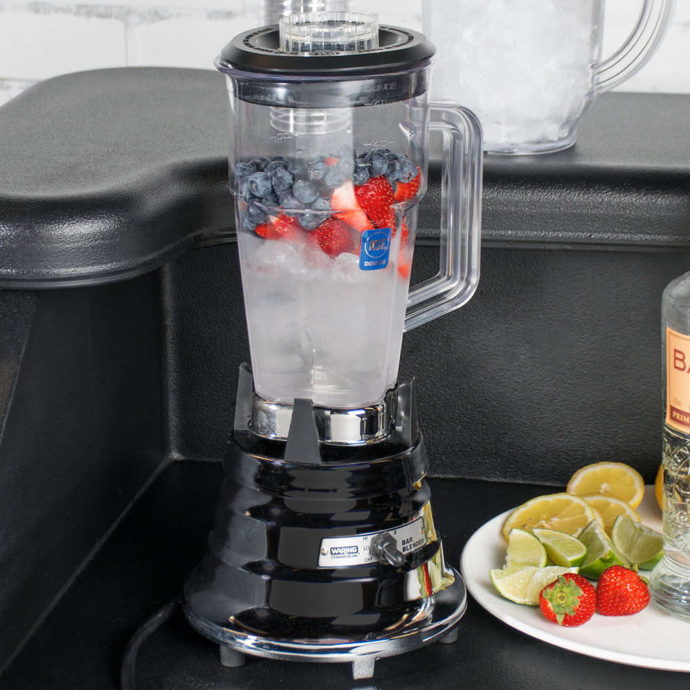 Waring BB900P 48 oz. Two Speed Chrome Bar Blender