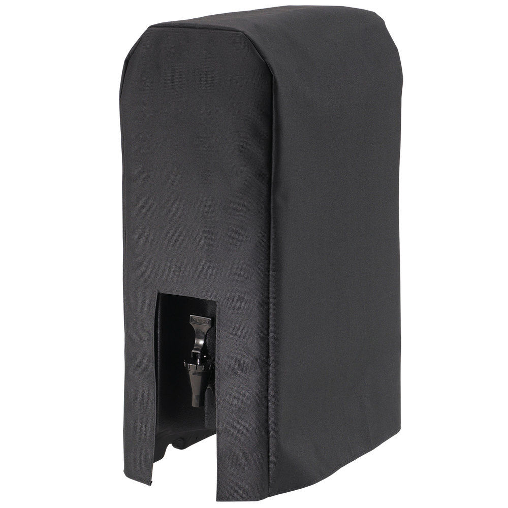 Cambro UC500CVR Customizable Black Camtainer Cover
