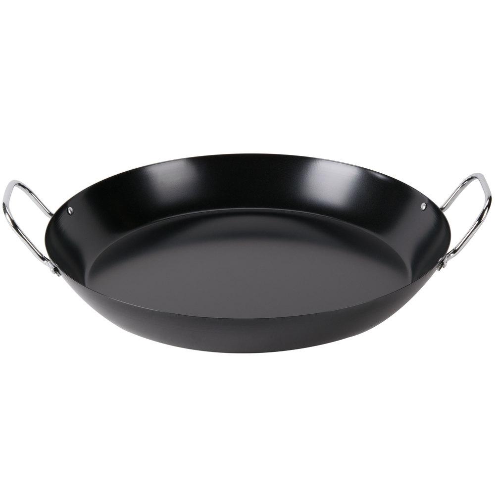 American Metalcraft Gs1775 17 3 4 Quot Paella Pan