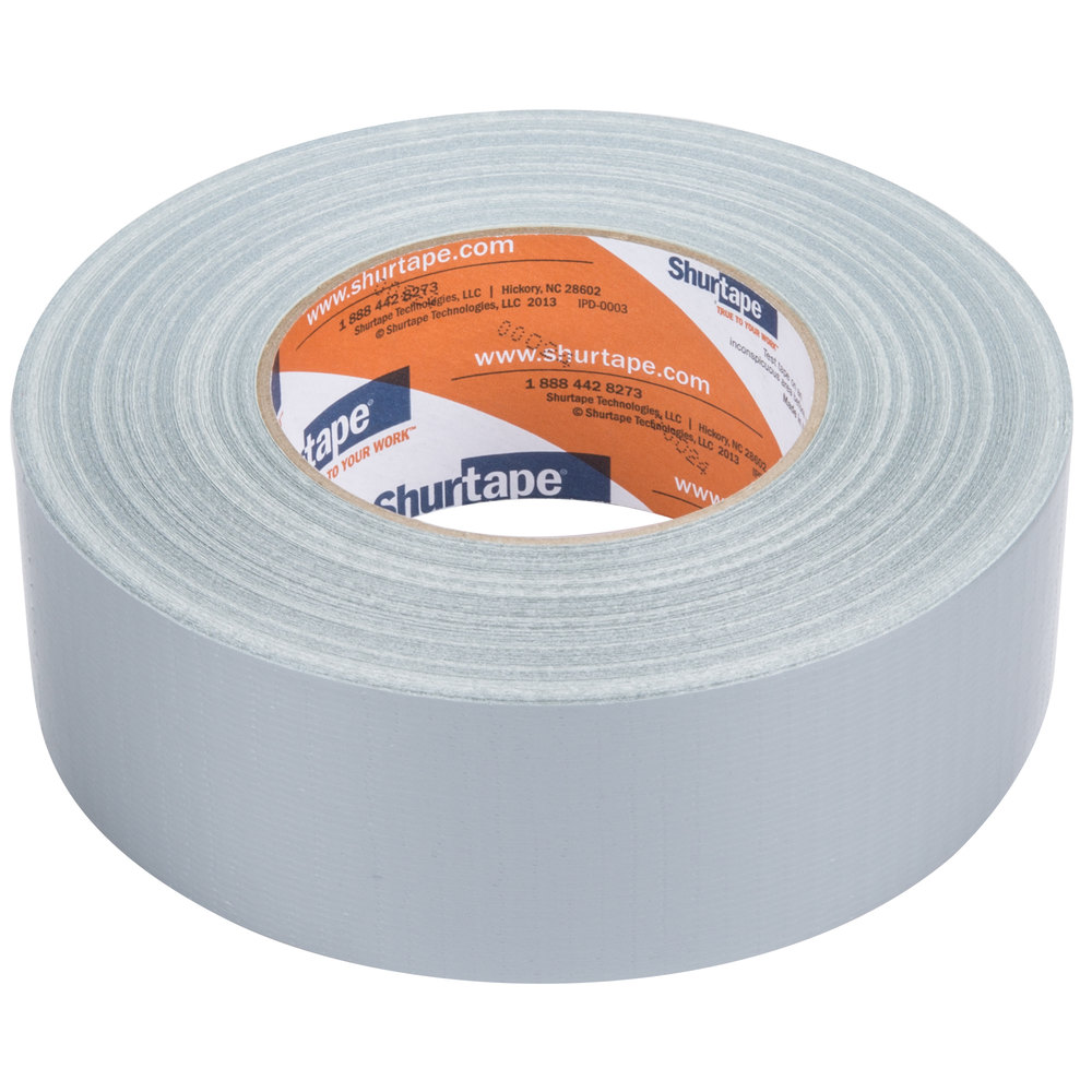 "Duct Tape 2"" x 60 Yards (48 mm x 55 m) - General Purpose High Tack"