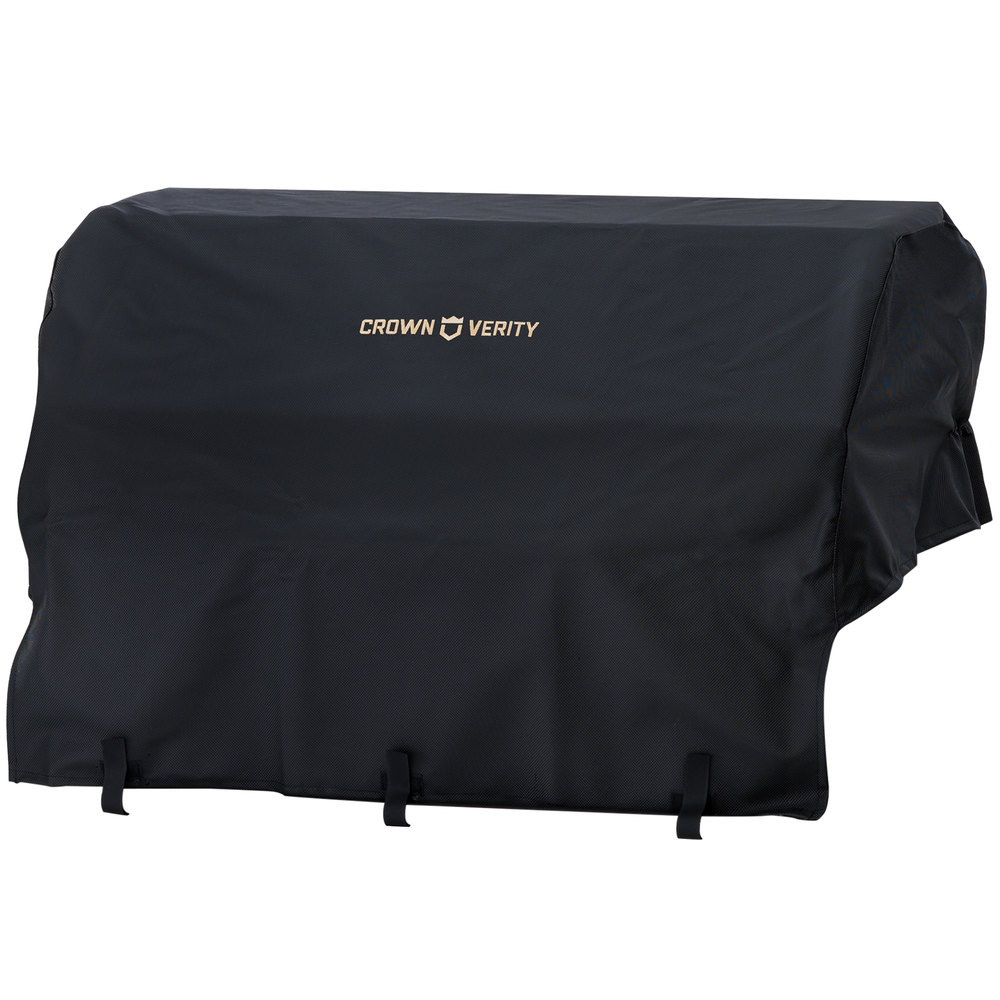Crown Verity BC-30-BI BBQ Cover for BI-30 with Roll Dome
