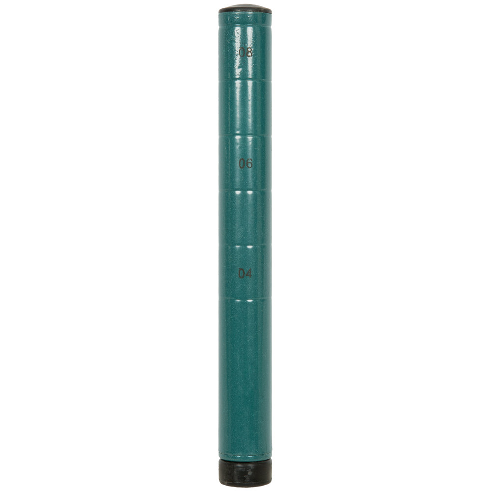 Regency 8 inch NSF Green Epoxy Post