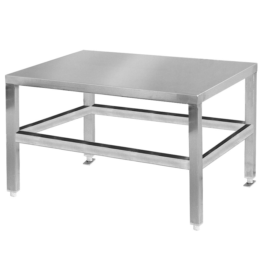"Cleveland EST28 28"" x 21"" Stainless Steel Equipment Stand"