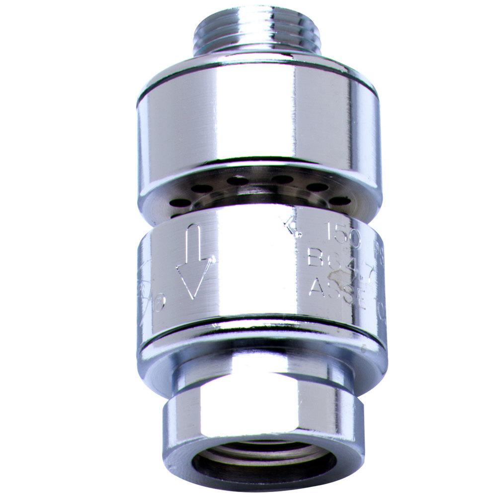 T s bl lab faucet vacuum breaker