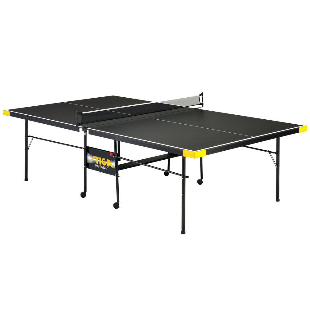 Dmi sports t8612 stiga legacy 9 39 table tennis ping pong for Table ping pong