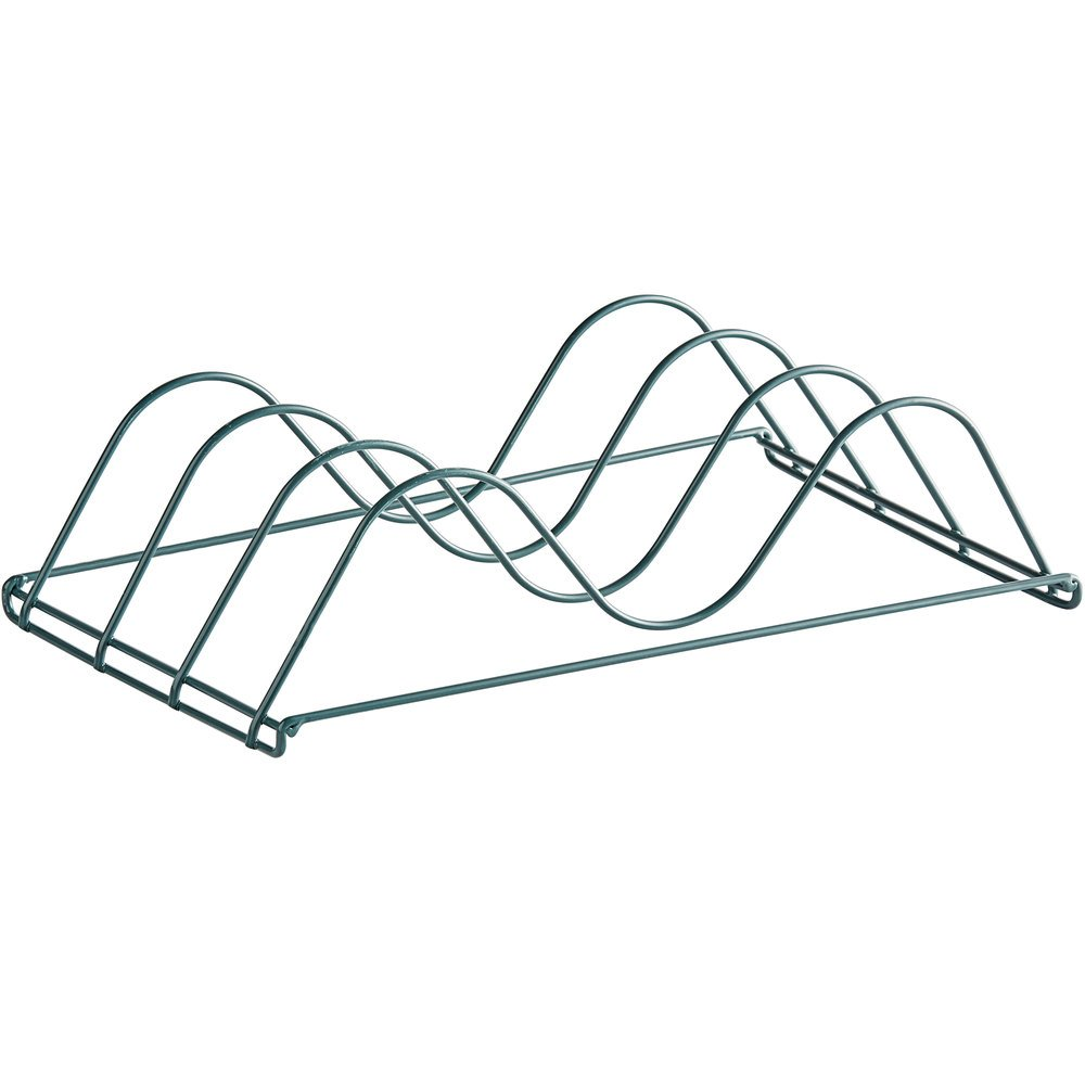 Regency Add-On Drying Rack for 18 inch Shelves - 3 inch Slots